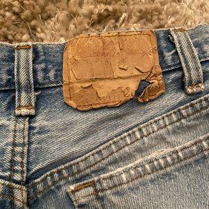 Levi's Shorts - Levi's cutoffs